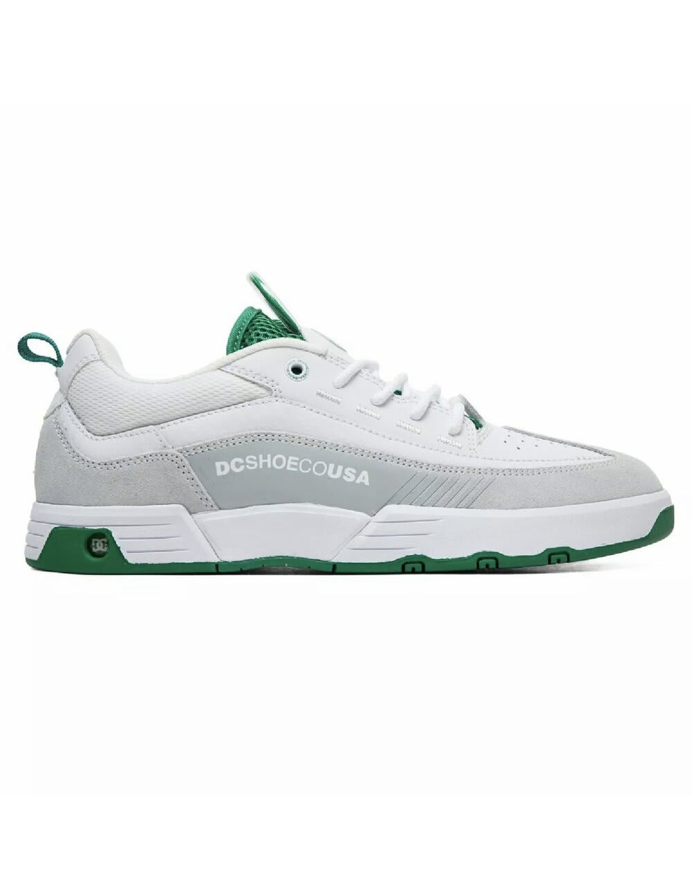 DC Shoes Legacy 98 Slim White/Green | Shoes by DC Shoes 1