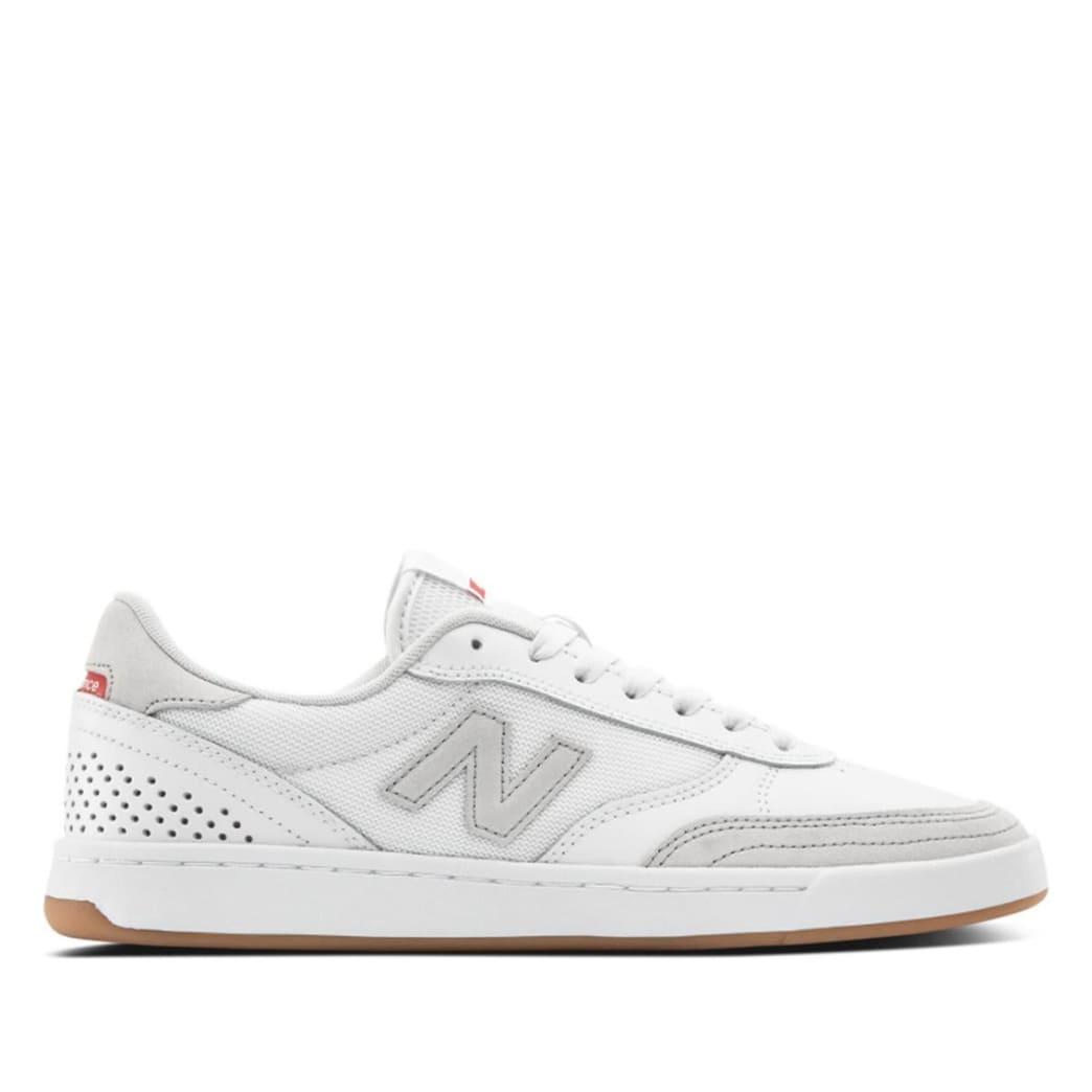 New Balance Numeric 440 Skate Shoe - Whiteout / Grey | Shoes by New Balance 1