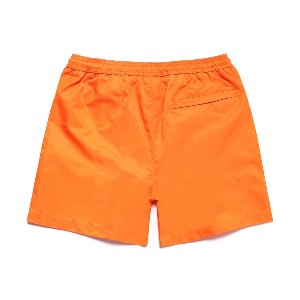 "CARROTS -""SERVADIO WORDMARK NYLON SHORT "" (ORANGE) 