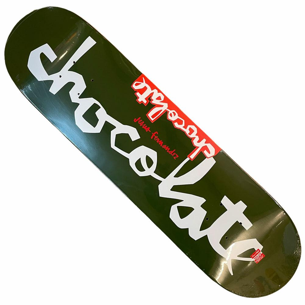 Chocolate Deck Fernandez OG Chunk 8.25x32   Deck by Chocolate Skateboards 1