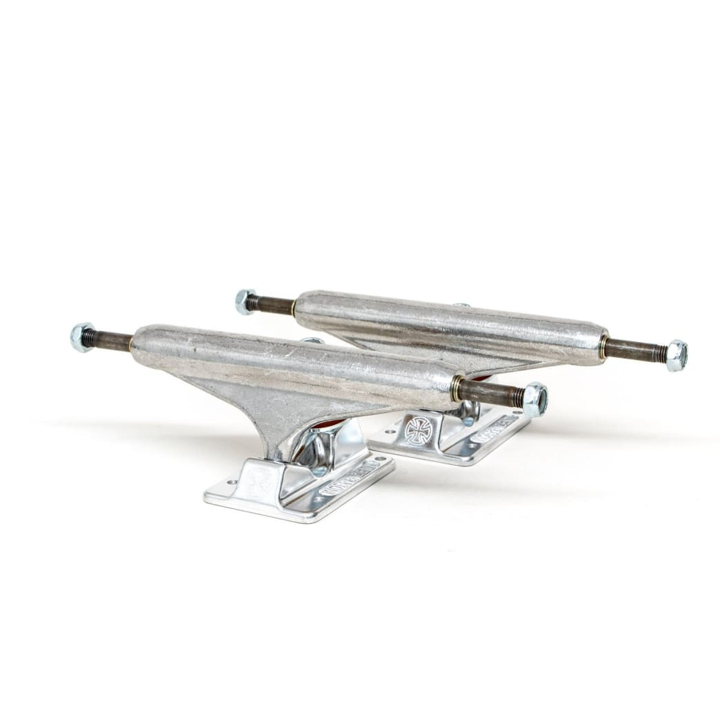 Independent Stage 11 Forged Hollow Trucks 139 - Raw Silver | Trucks by Independent Trucks 1