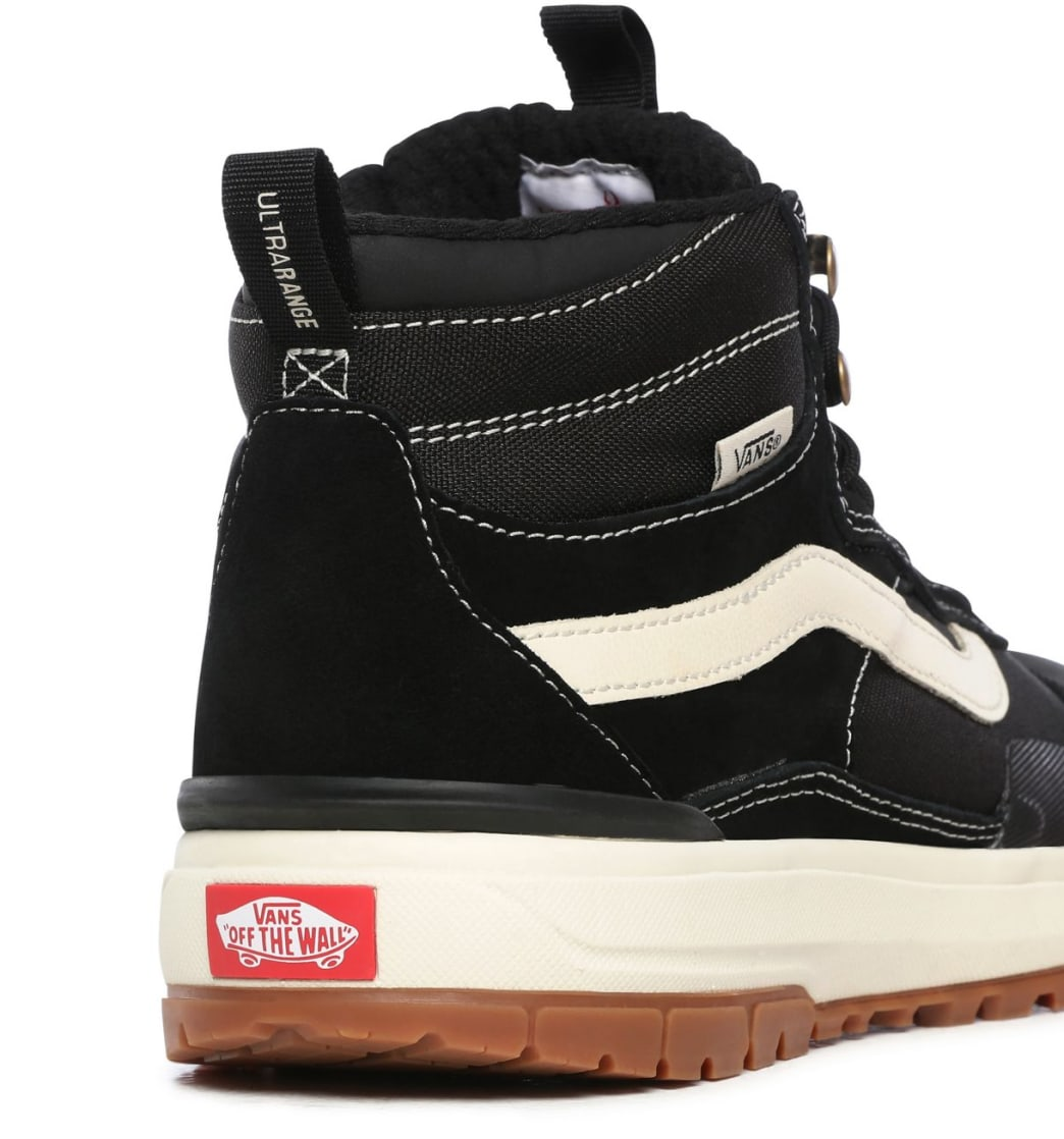 Vans Ultrarange Exo Hi MTE Shoes - Black | Shoes by Vans 6