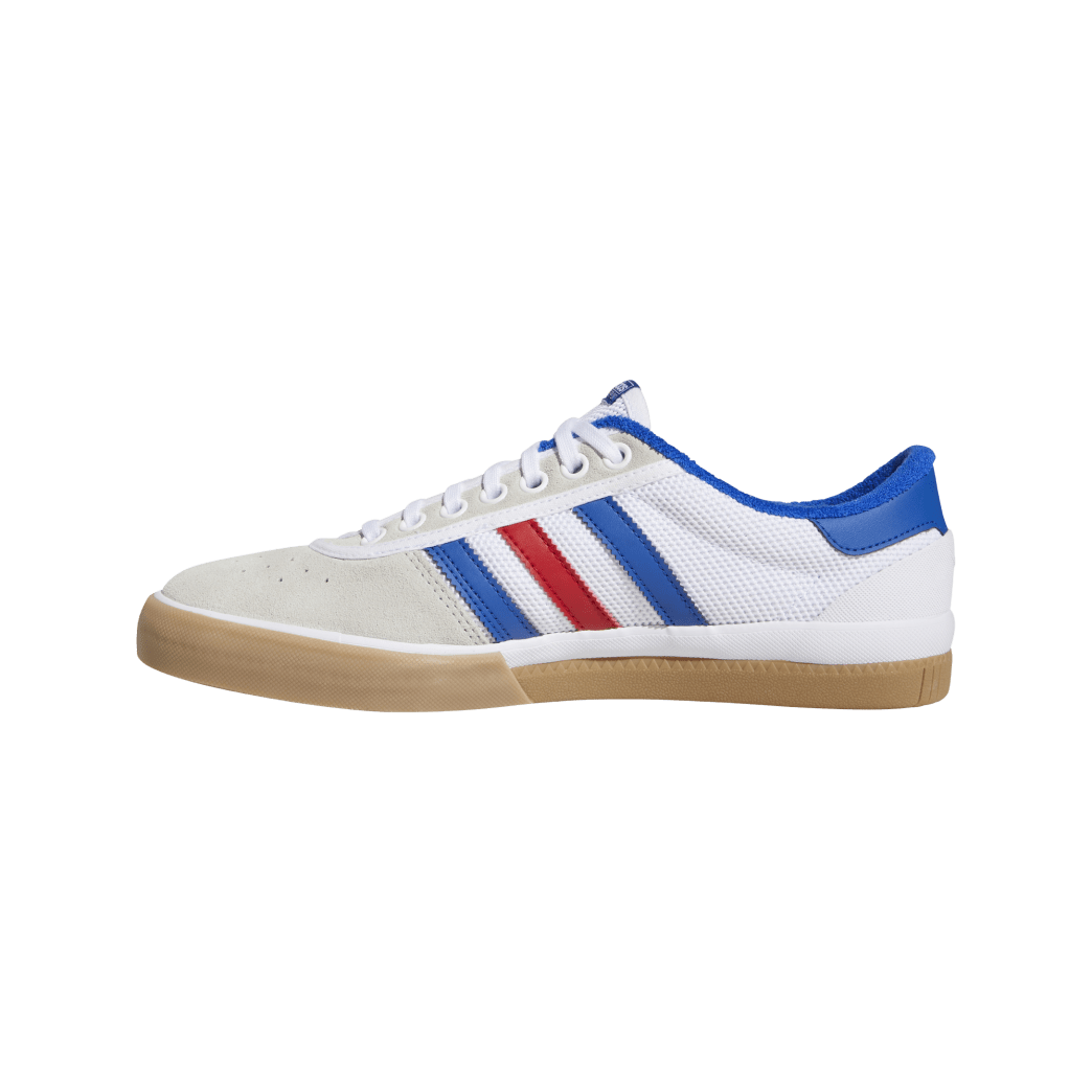 adidas Lucas Premiere Skate Shoes - FTWR White / Collegiate Royal / Crystal White | Shoes by adidas Skateboarding 4