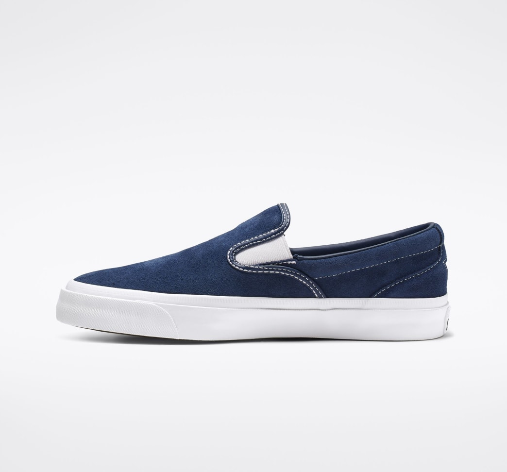 Converse Cons One Star CC Pro Slip - Navy/White/White | Shoes by Converse Cons 2