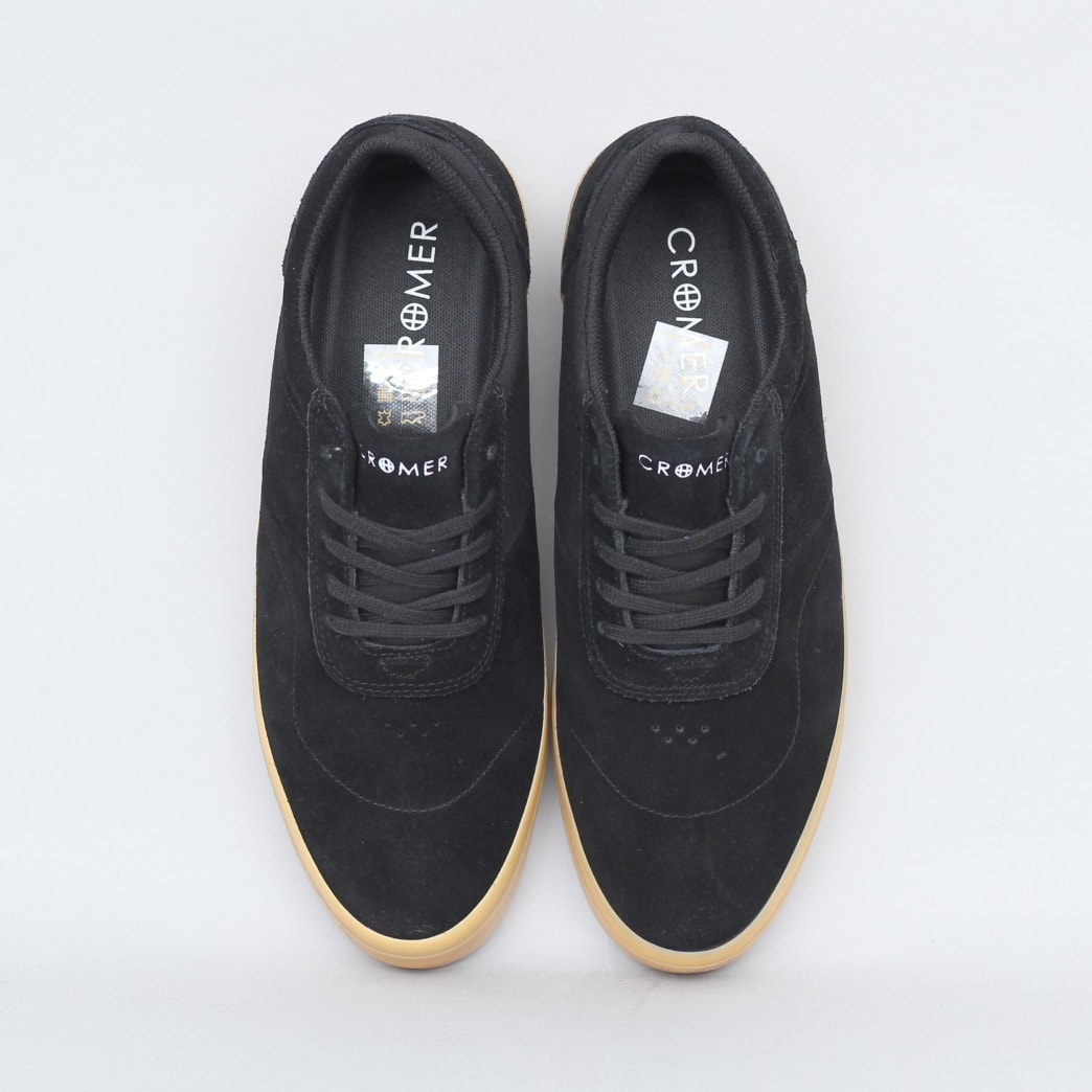 HUF Cromer 2 Shoes Black | Shoes by HUF 5