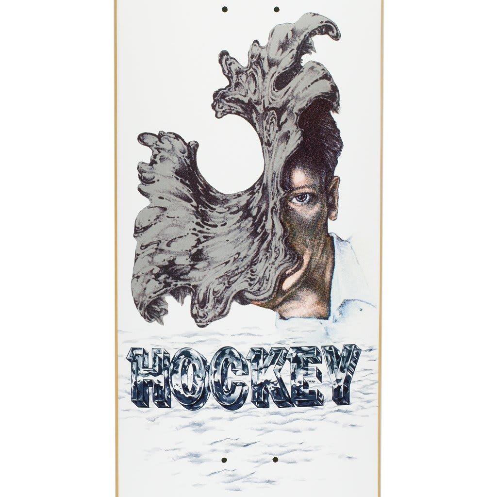 "Hockey Liquid Metal Skateboard Deck - 8.25""   Deck by Hockey Skateboards 2"