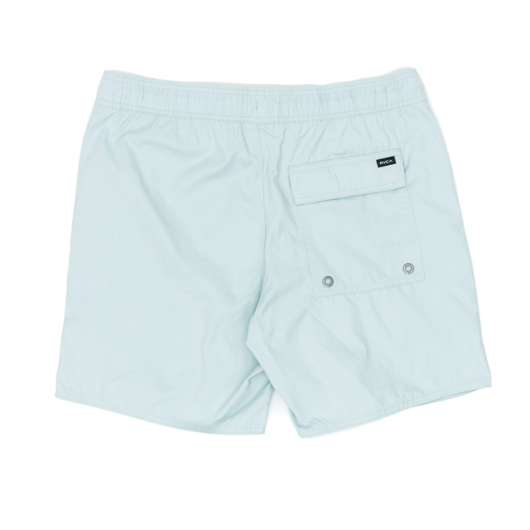 RVCA Gerrard Elastic Trunk Shorts - Blue Haze | Shorts by RVCA 2