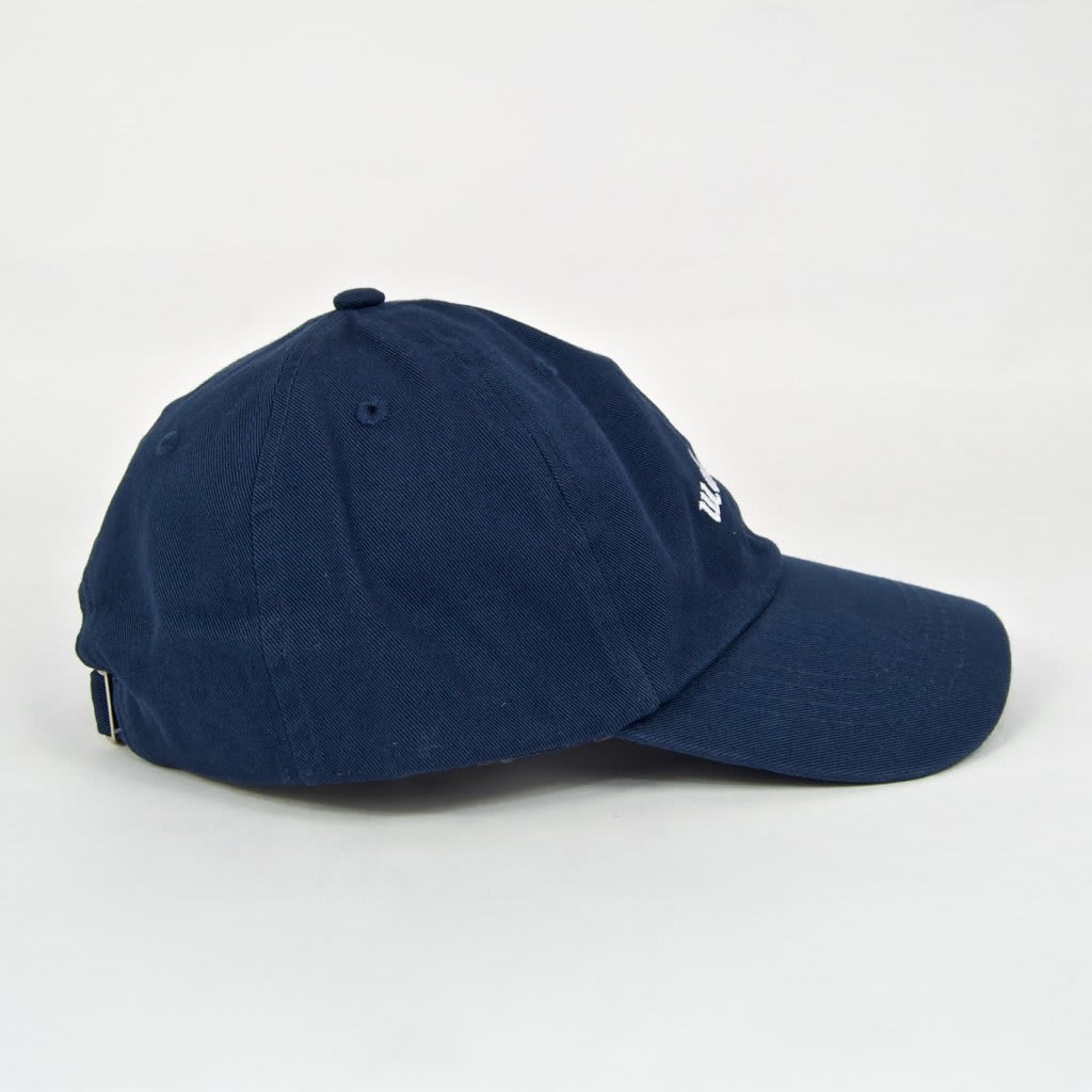 Welcome Skate Store - Fiver Cap - Navy | Baseball Cap by Welcome Skate Store 3