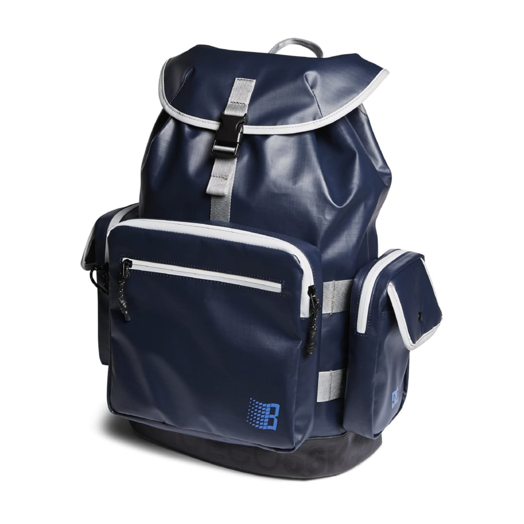 DC Shoes x Bronze56K Backpack - Navy | Backpack by DC Shoes 1