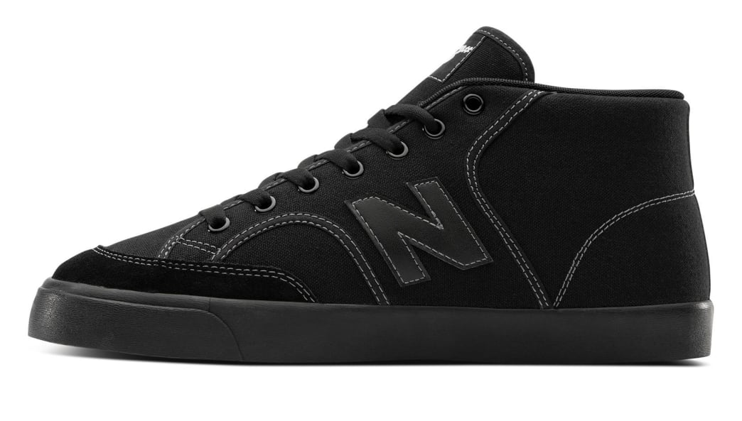 New Balance Numeric 213 Skate Shoe - Black | Shoes by New Balance 2