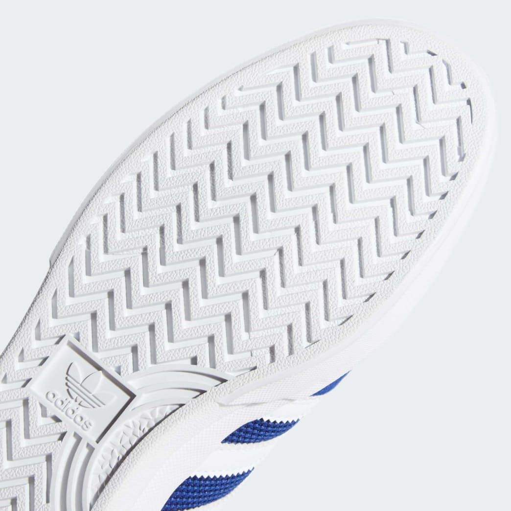 Adidas Lucas Premiere Shoes - Collegiate Royal/Cloud White/Glow Orange | Shoes by adidas Skateboarding 9