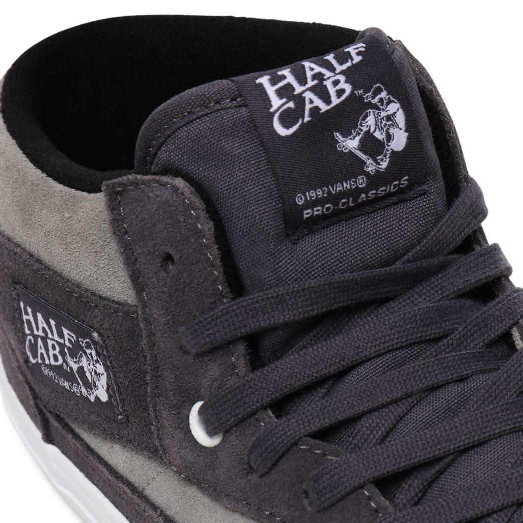 Vans Half Cab Pro Skate Shoes - Periscope / Drizzle | Shoes by Vans 7