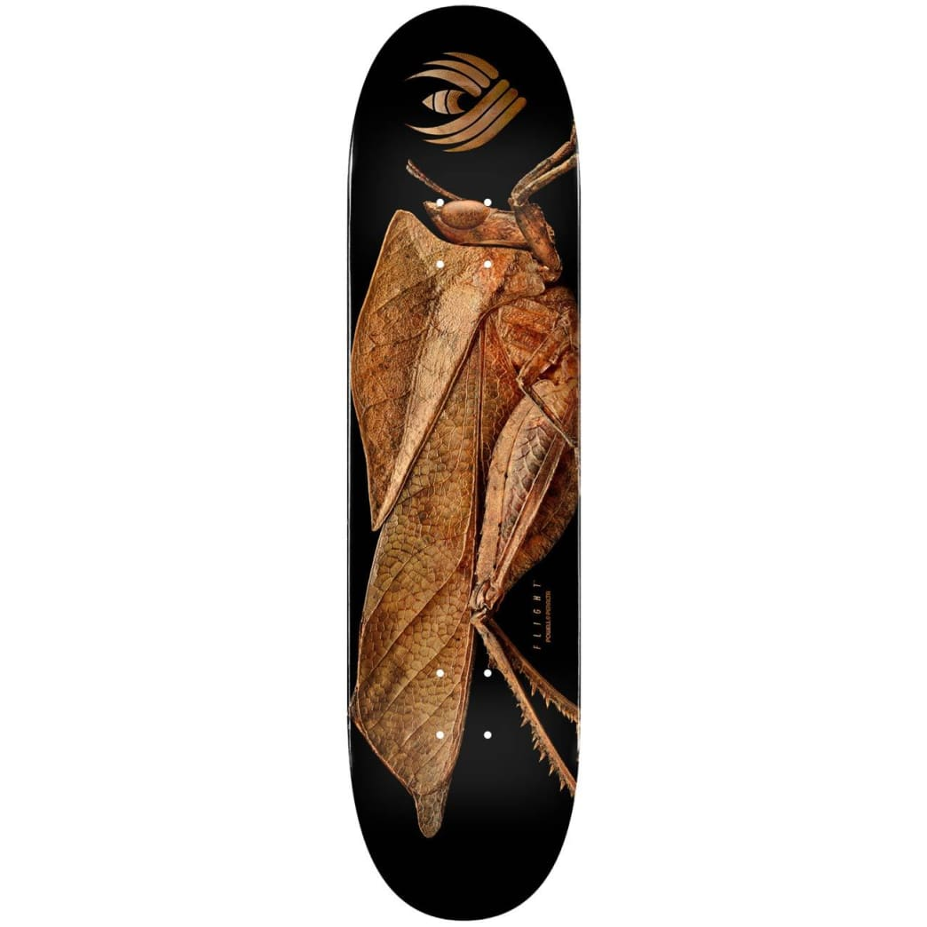 LEAF GRASSHOPPER FLIGHT DECK | Deck by Powell Peralta 1