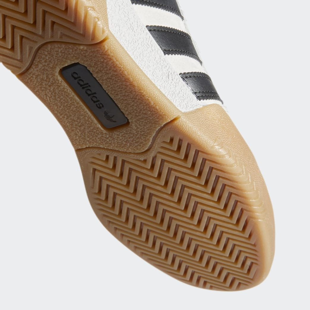 Adidas City Cup Shoes - Grey 2/Core Black/Gum 4 | Shoes by adidas Skateboarding 8