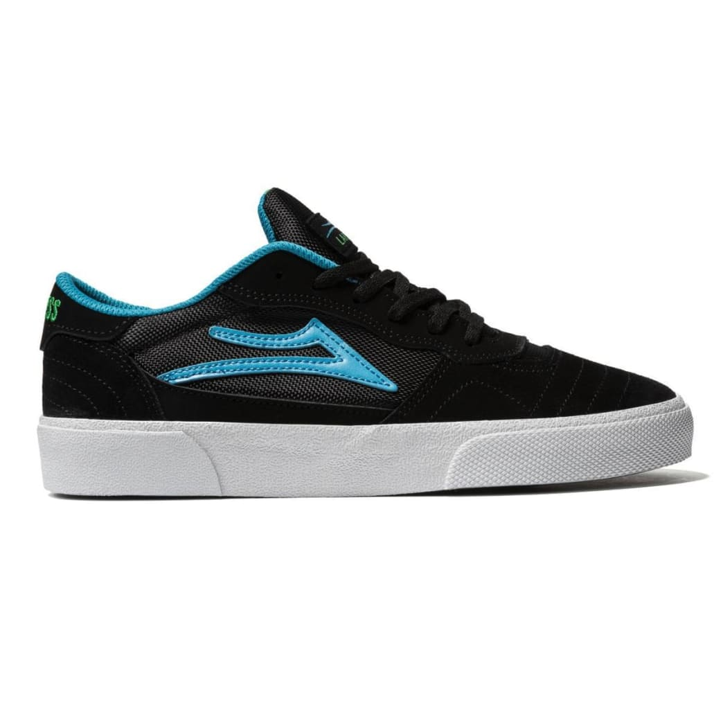 Lakai - EPMD Cambridge Suede | Black | Shoes by Lakai 1