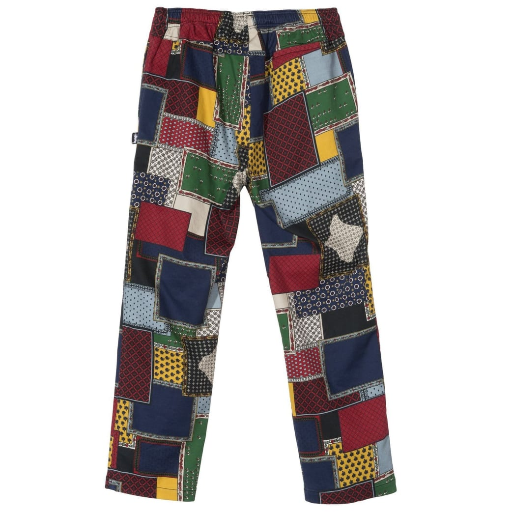 Stussy Patchwork Cord Beach Pants | Trousers by Stussy 2