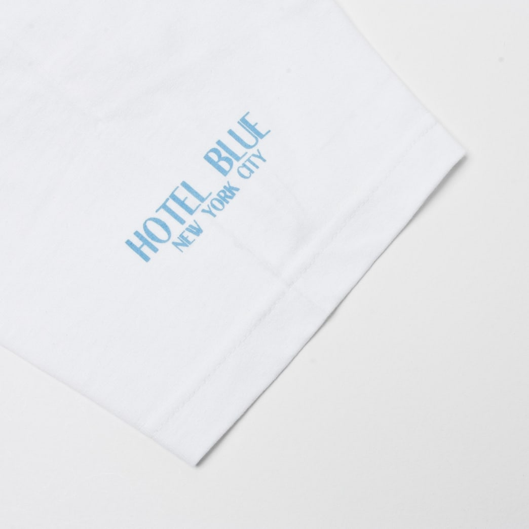 Hotel Blue Youngbloods T-Shirt - White | T-Shirt by Hotel Blue 3