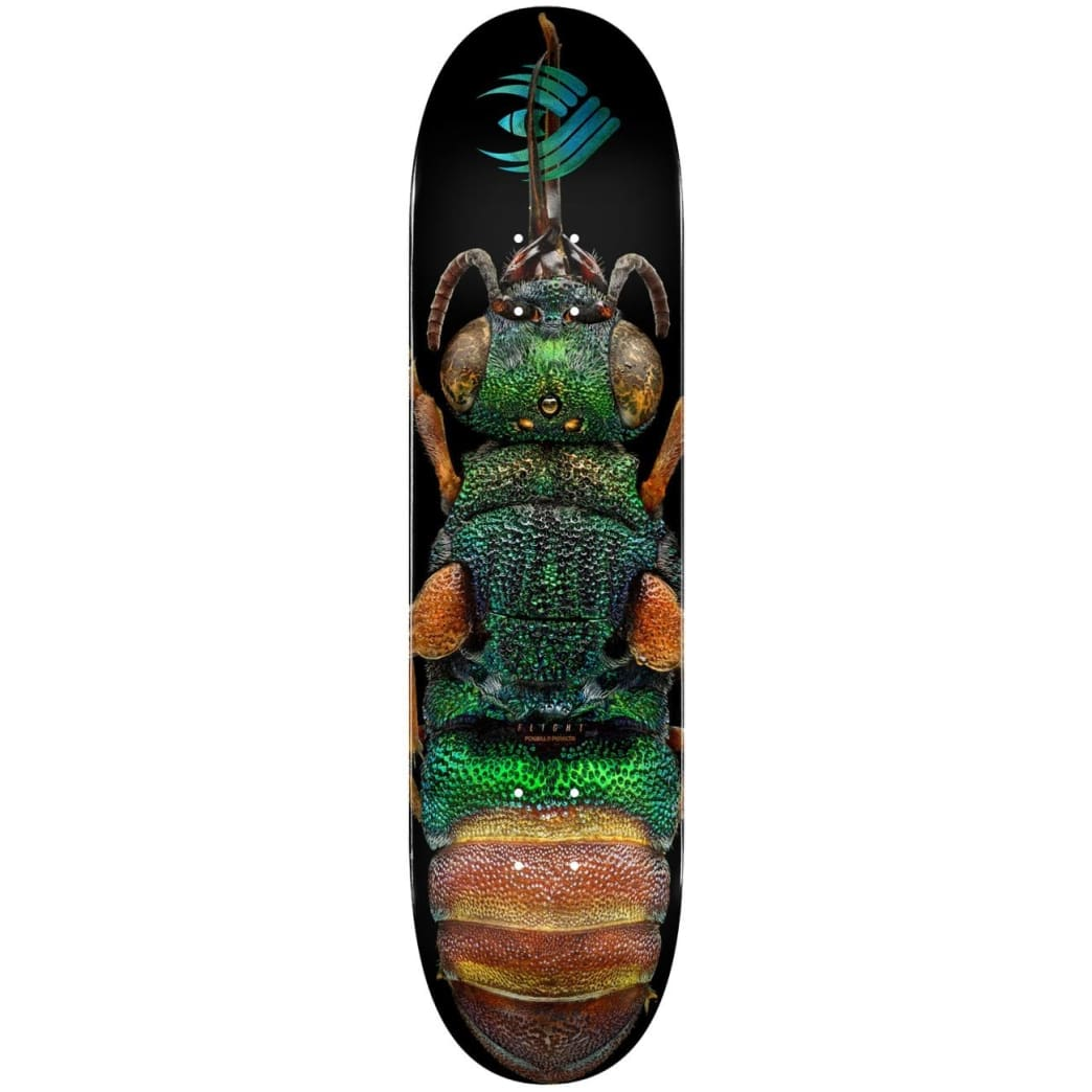 RUBY TAILED WASP FLIGHT DECK | Deck by Powell Peralta 1