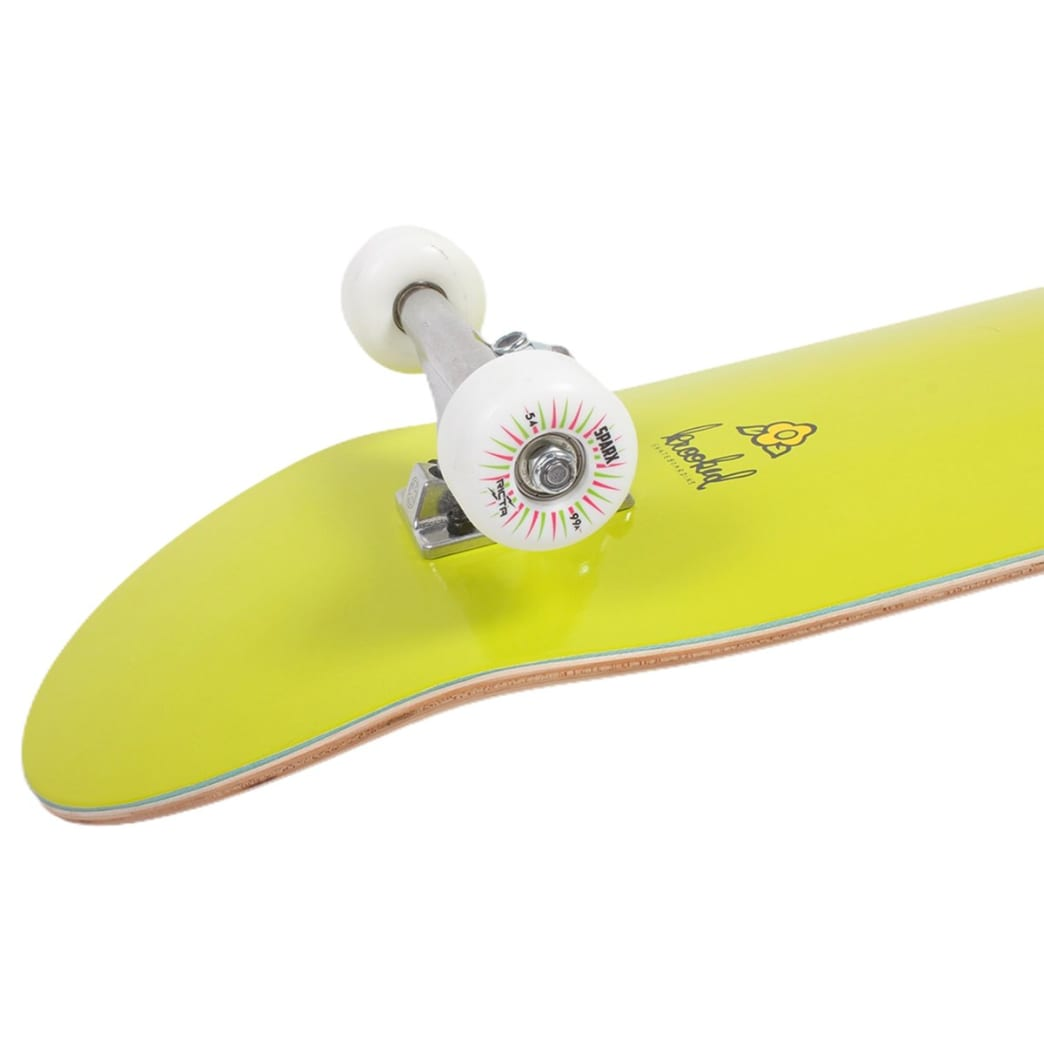 Krooked Assembled Complete Ikon Pricepoint 8.25 Green | Complete Skateboard by Krooked Skateboards 4