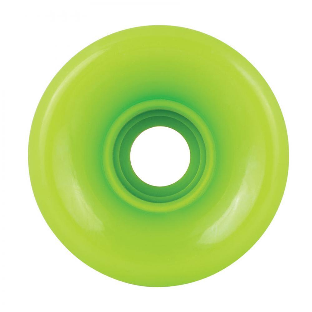 OJ Super Juice 78a 60mm Skateboard Wheels - Green | Wheels by Oj Wheels 2