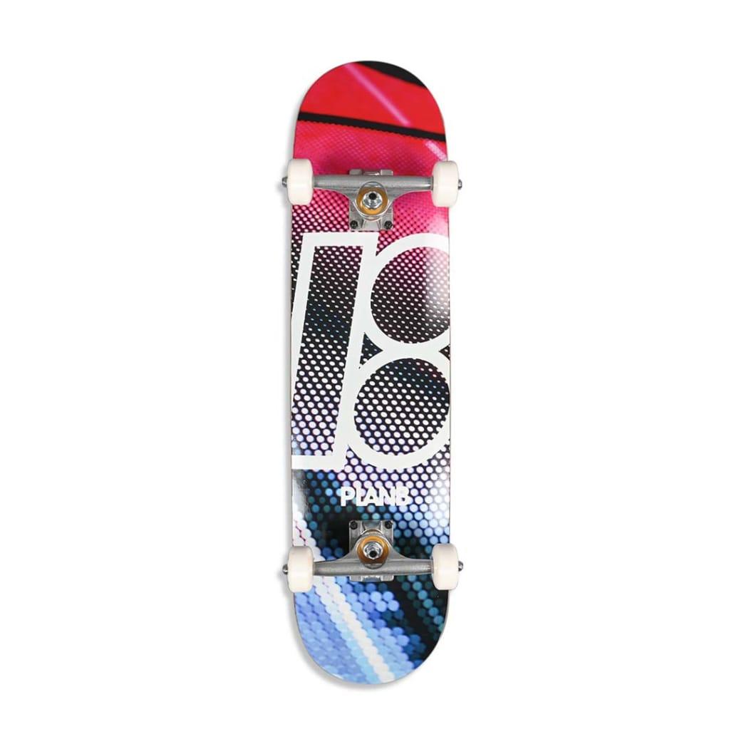 """Plan B Multiverse Complete Skateboard - 7.75""""   Complete Skateboard by Plan B 1"""