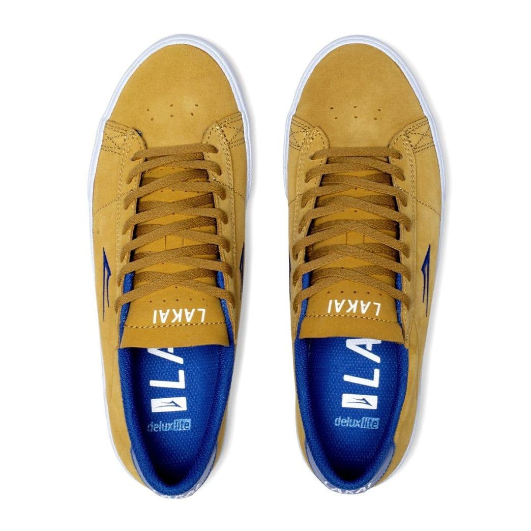 LAKAI NEWPORT - GOLD ROYAL | Shoes by Lakai 3