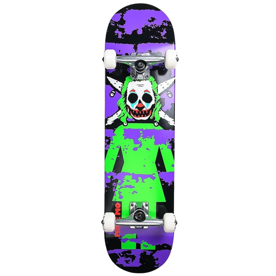 """Girl Complete Clown Pirate W40 Mike Mo 8.125"""" 