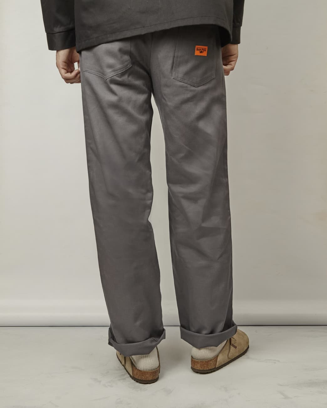 Service Works - Classic Chef Pants - Indigo Denim   Trousers by Service Works 8