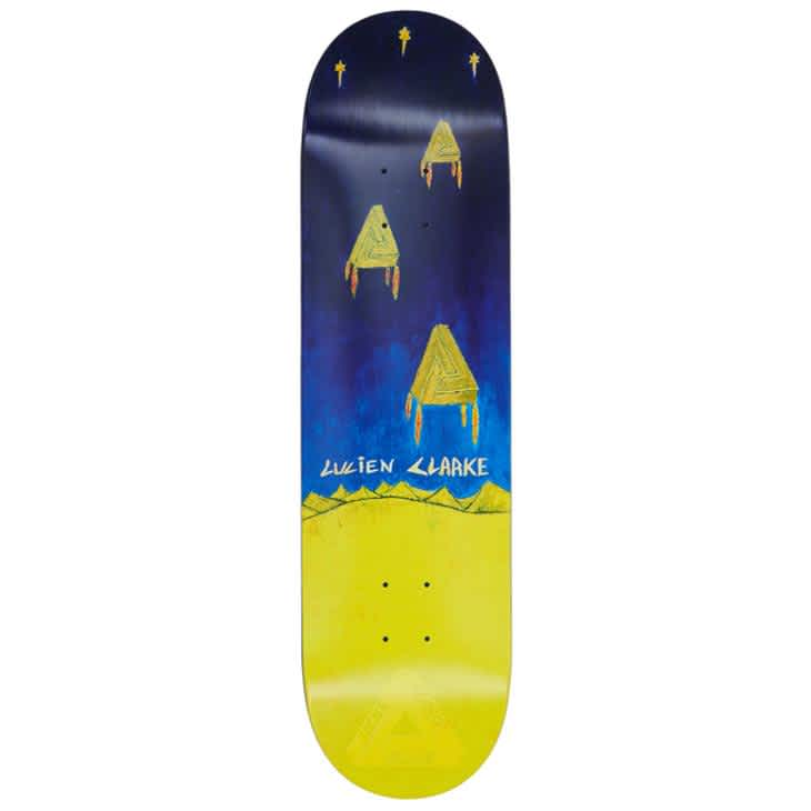 Palace Clarke Pro S24 Skateboard Deck - 8.25"