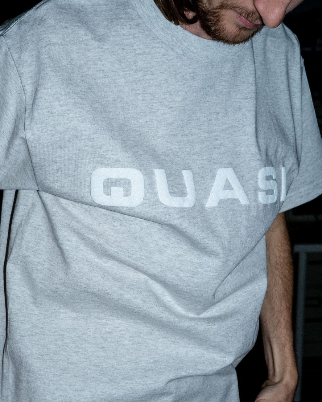 Quasi Euro T-Shirt - Ash | T-Shirt by Quasi Skateboards 2