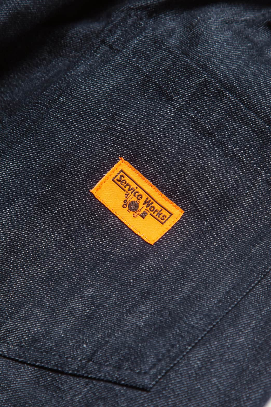 Service Works - Classic Chef Pants - Indigo Denim   Trousers by Service Works 3