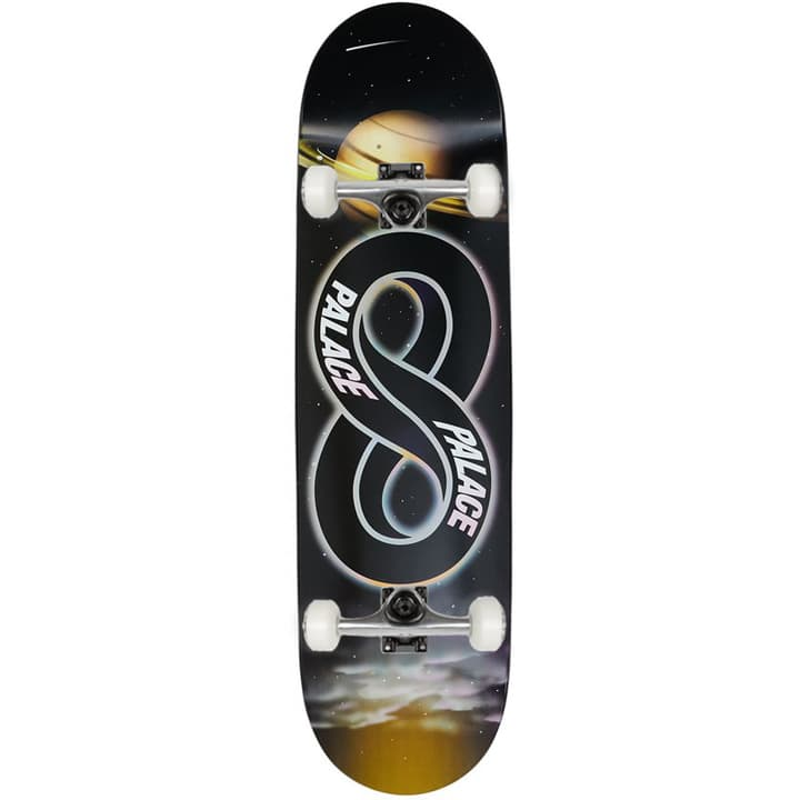 """Palace Skateboards - Infinity Saturn - Complete Skateboard - 8.6"""" 