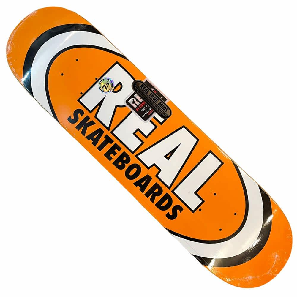 Real Deck Classic Oval 7.5x29 | Deck by Real Skateboards 1