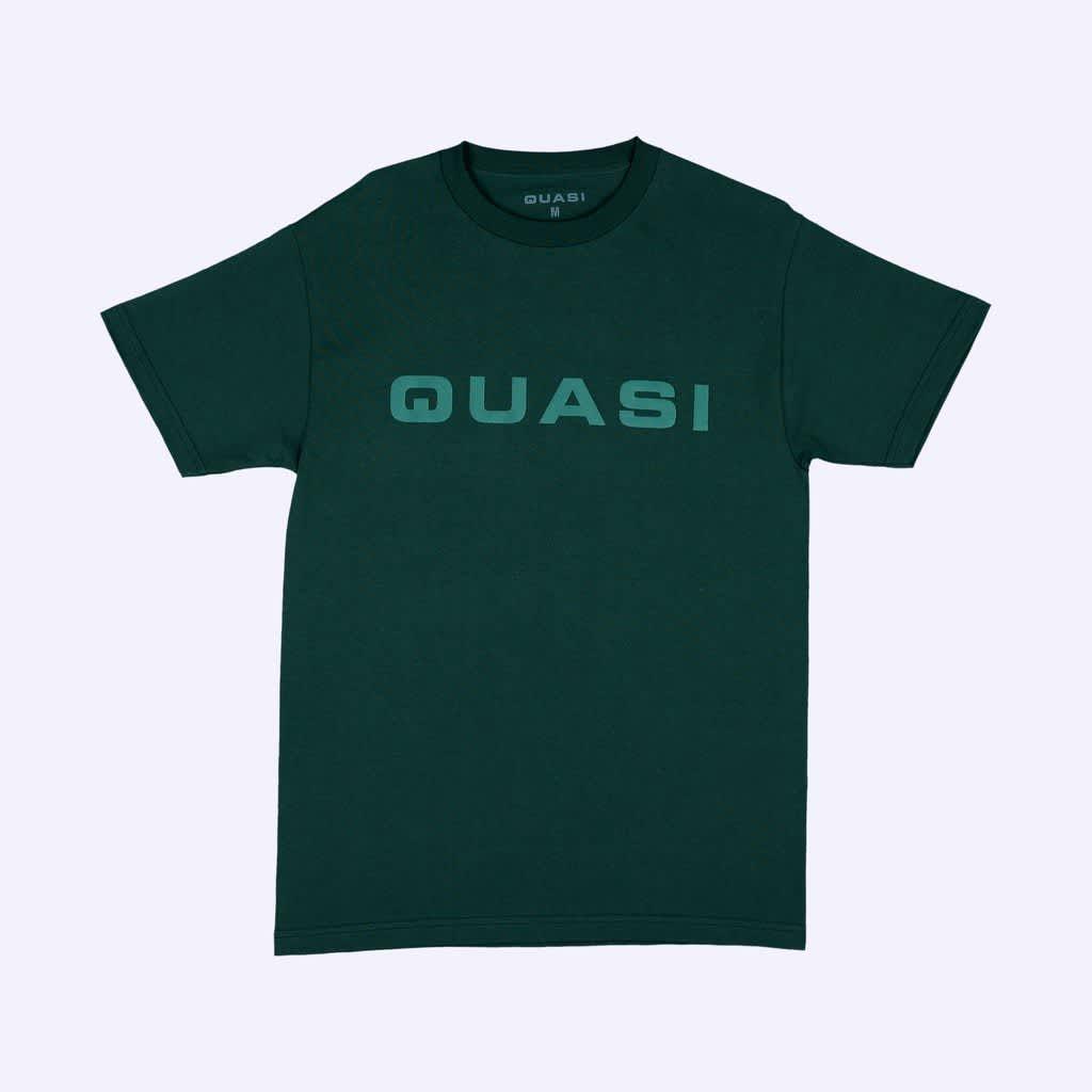 Quasi Euro T-Shirt - Forest   T-Shirt by Quasi Skateboards 1