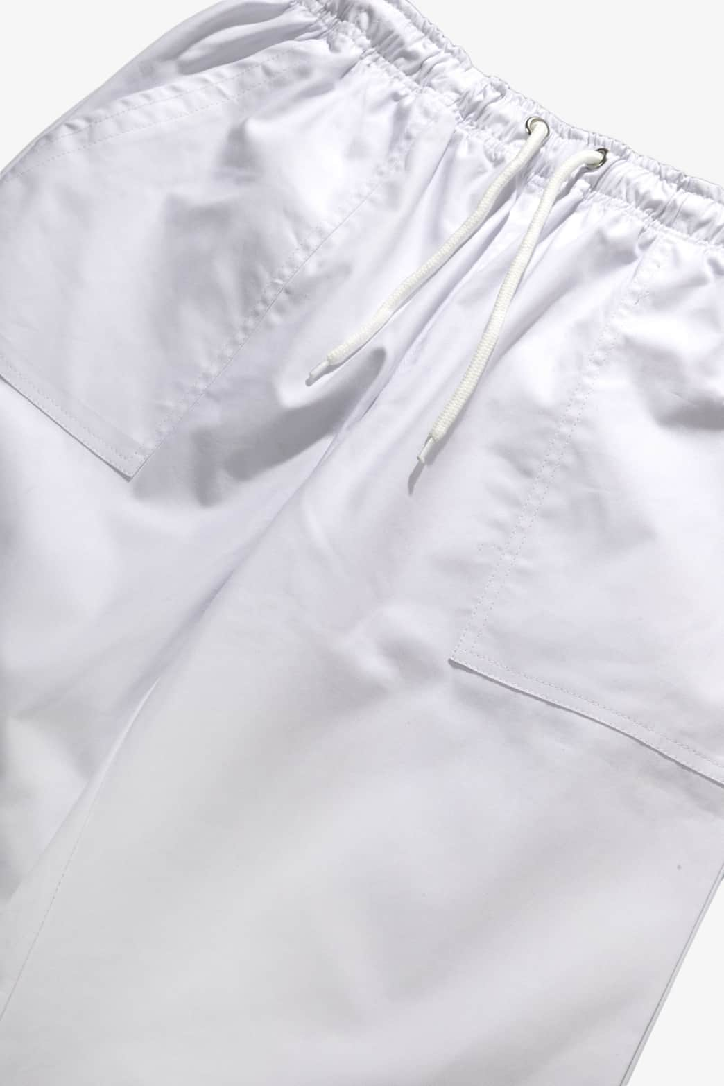 Service Works - Trade Chef Pants - White | Trousers by Service Works 5