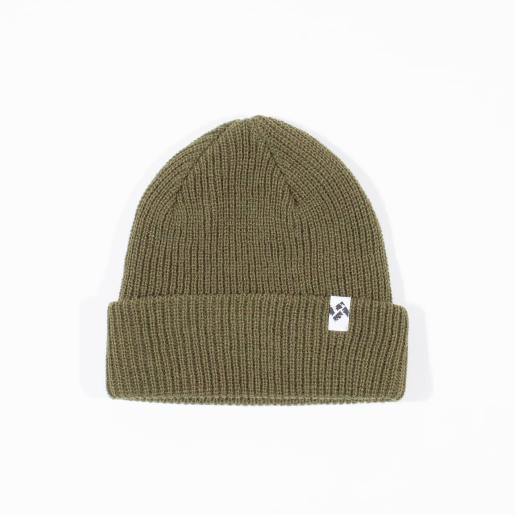 Severn Ilford 2.0 Beanie - Olive   Beanie by Severn Goods 1