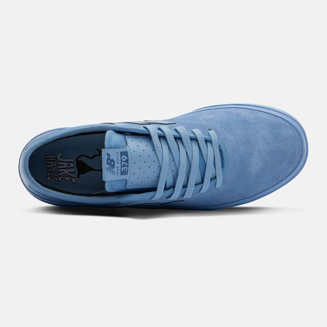 New Balance Numeric 379 Jake Hayes Shoes - Baby Blue | Shoes by New Balance 3
