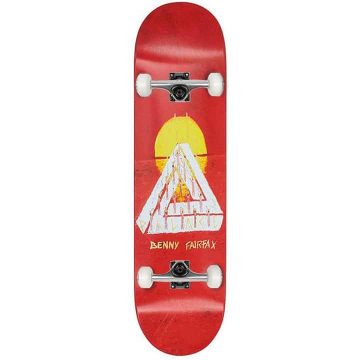 "Palace Skateboards - Fairfax Pro S24 - Complete Skateboard - 8.06""   Complete Skateboard by Palace Skateboards 1"
