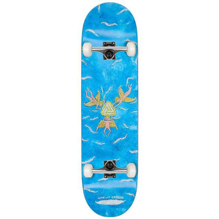 """Palace Skateboards - Chewy Pro S24 - Complete Skateboard - 8.375"""" 