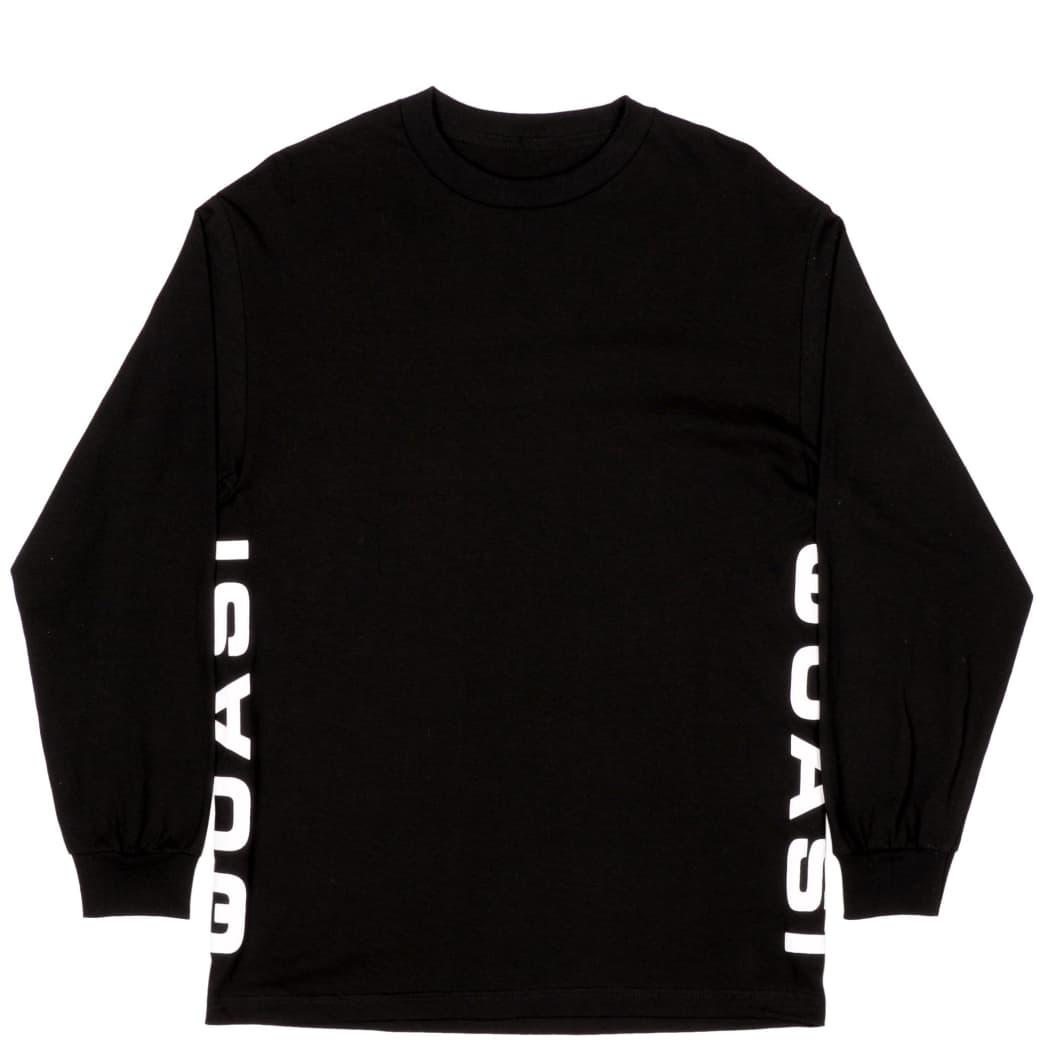 Quasi Corp Long Sleeve T-Shirt - Black   Longsleeve by Quasi Skateboards 1