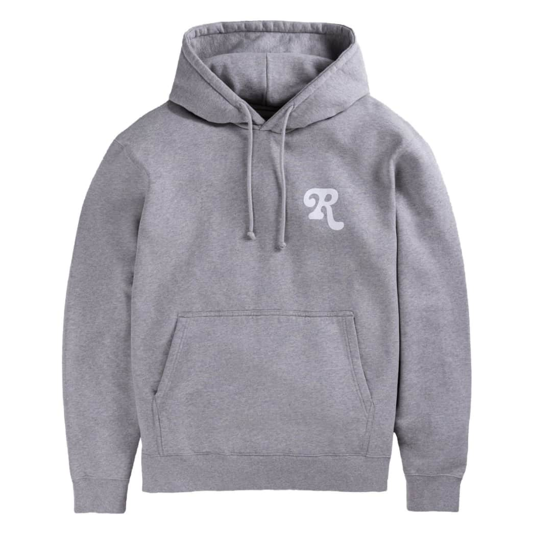 Reception -Core Hooded Sweatshirt - Grey | Hoodie by Reception Clothing 1
