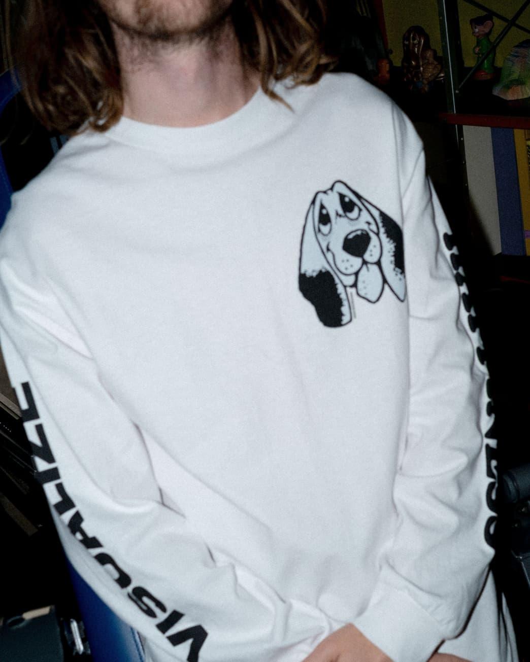 Quasi Happiness Long Sleeve T-Shirt - White | Longsleeve by Quasi Skateboards 2