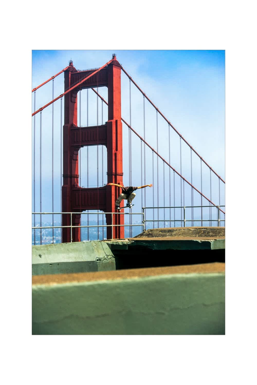 Josh Kalis, San Francisco. 1995. | Photograph by Skin Phillips 1