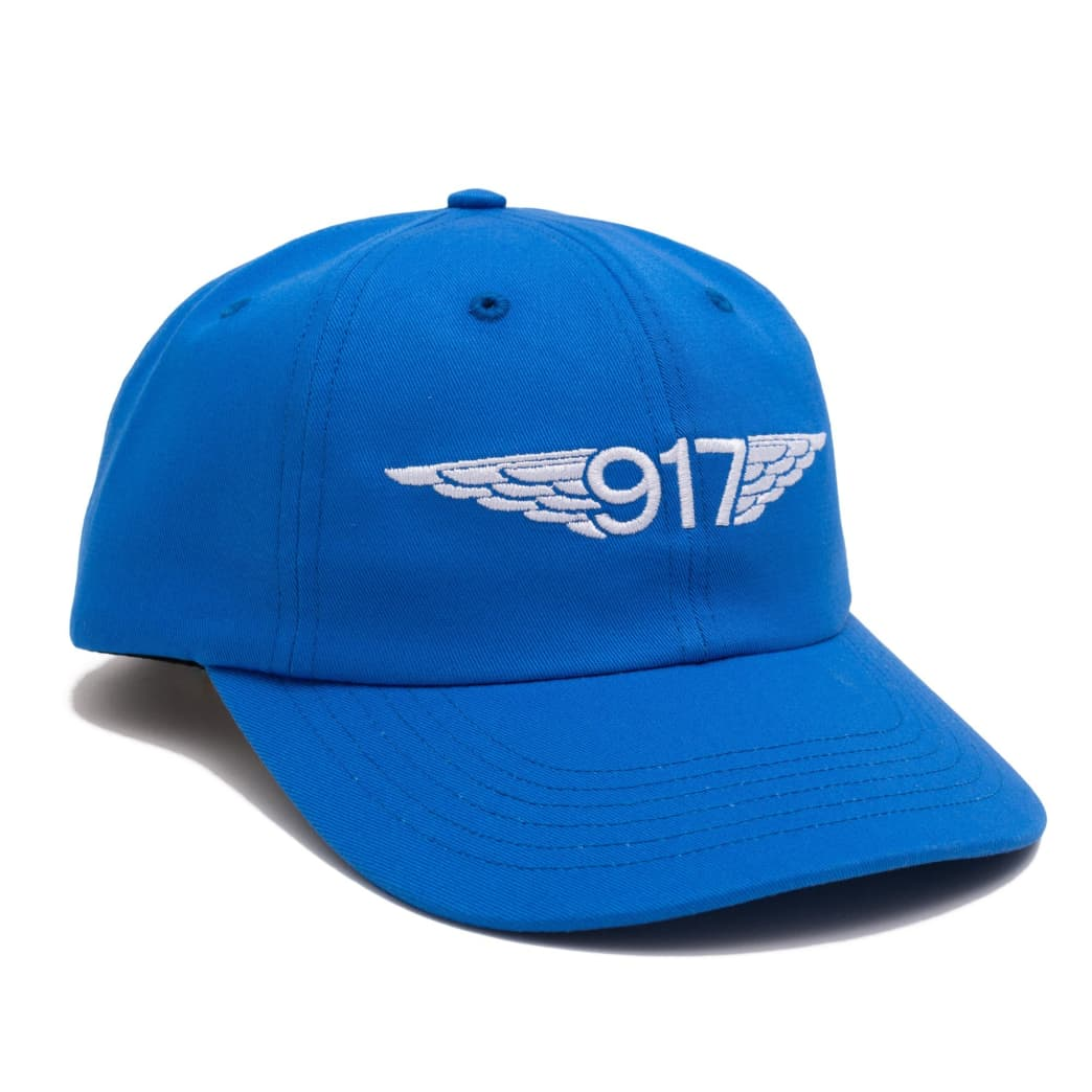 Call Me 917 Team Wings Hat - Navy | Snapback Cap by Call Me 917 2