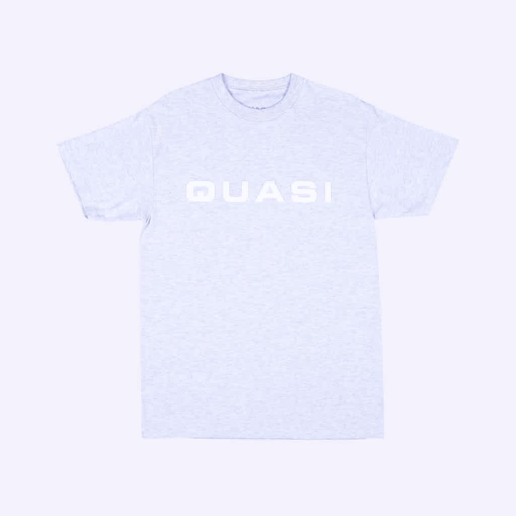 Quasi Euro T-Shirt - Ash | T-Shirt by Quasi Skateboards 1