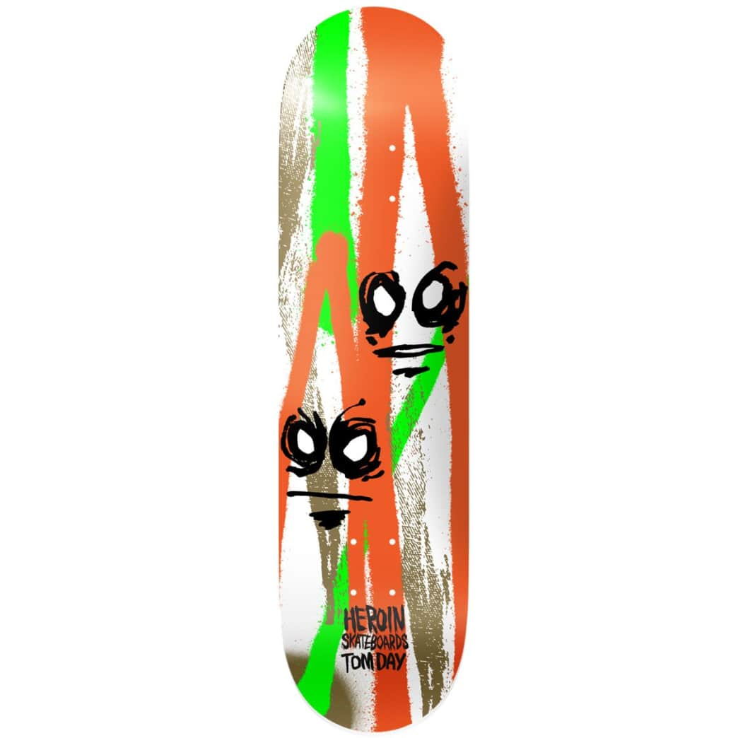Heroin Frank Shaw Call Of The Wild Deck - 8.75"