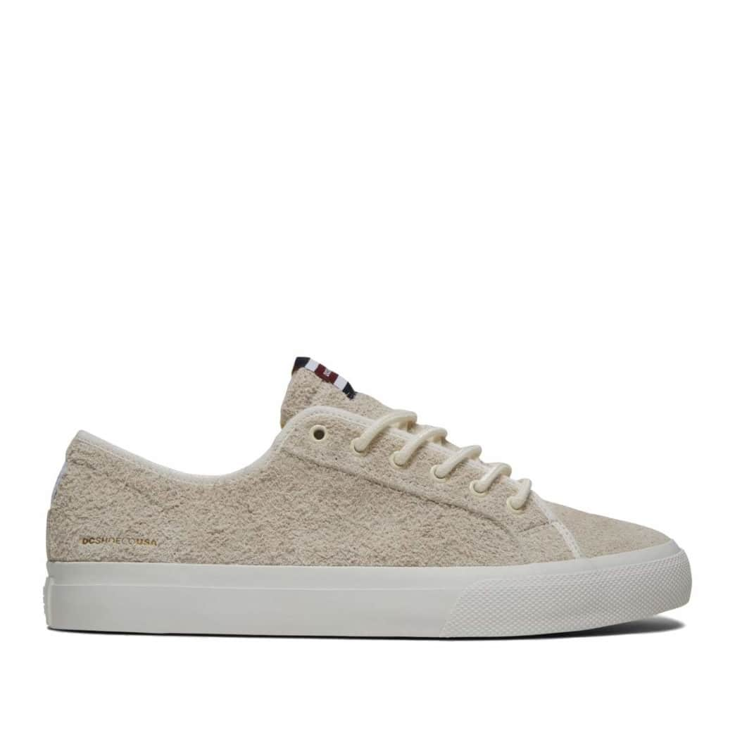 DC Manual x Magenta Skate Shoes - Light Grey | Shoes by DC Shoes 1