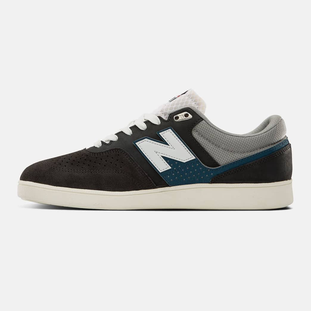New Balance Numeric 508 Shoes - Dark Grey / Blue | Shoes by New Balance 3