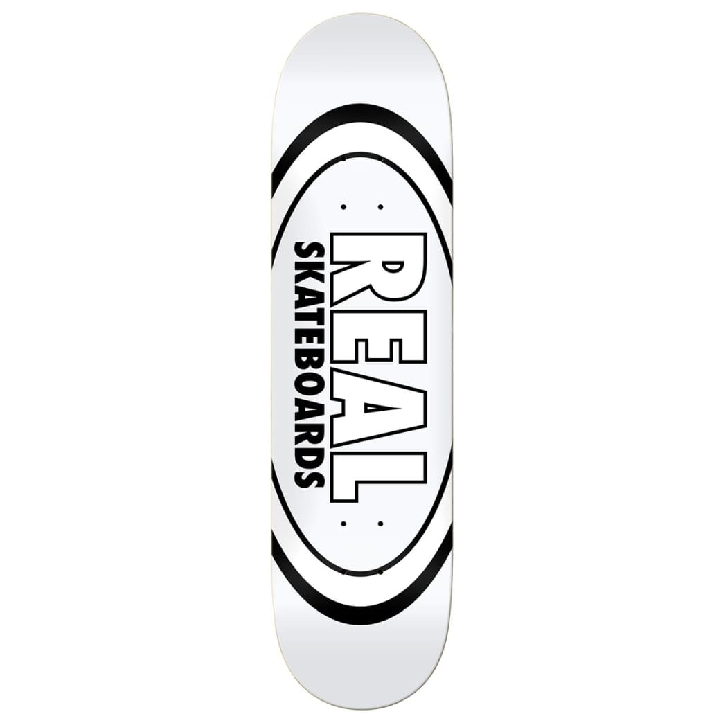 """Real Classic Oval Deck 8.38"""" 