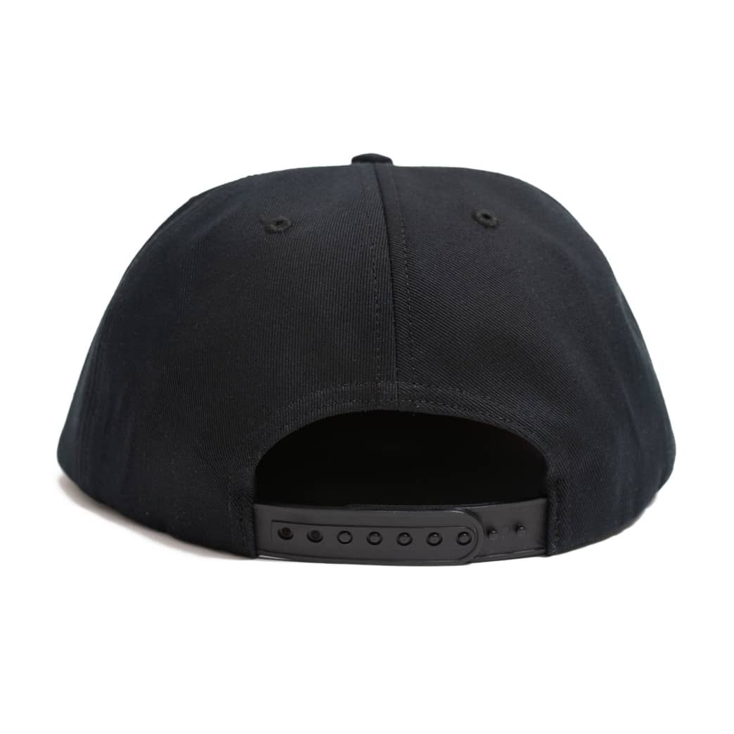 Call Me 917 Genny's 917 Hat - Black / Red | Snapback Cap by Call Me 917 3